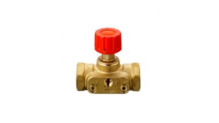 Автоматический балансировочный клапан ASV-M
