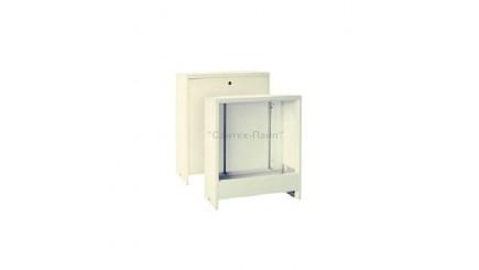 Металлический коллекторный шкаф наружный (накладной)