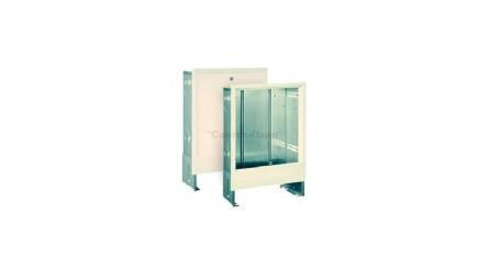 Металлический коллекторный шкаф внутренний (встраиваемый)