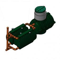 Автономные канализации Росток в комплекте