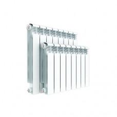 Алюминиевый радиатор Rifar Alum 500, 4 секции, боковое подключение