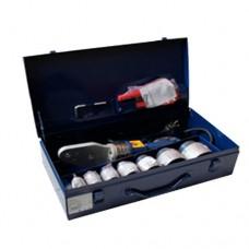 Сварочный комплект Dytron SP-4a 850W TraceWeld Profi blue с насадками Ø 16 - 63