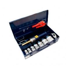 Сварочный комплект Dytron SP-4a 650W TraceWeld Profi blue с насадками Ø 16 - 63