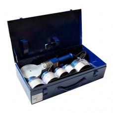 Сварочный комплект Dytron SP-4a 1200W TraceWeld Profi blue с насадками Ø 50 - 110