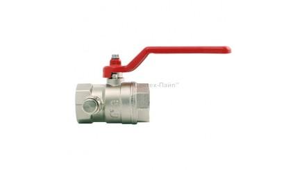 Кран ITAP 115 со спускным клапаном стандартный ВР/ВР