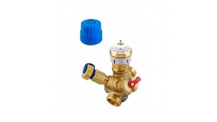 Автоматический балансировочный клапан AQT/AQF (AB-QM), стабилизатор расхода