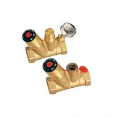 Термостатический балансировочный клапан Danfoss AHT (вместо MTCV)