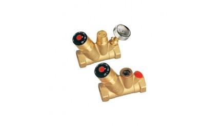 Термостатический балансировочный клапан Danfoss AHT (MTCV)