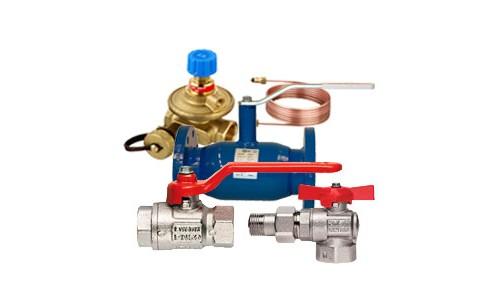 Запорно-регулирующая арматура для трубопроводов
