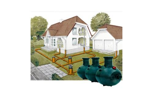 Наружные системы загородного дома