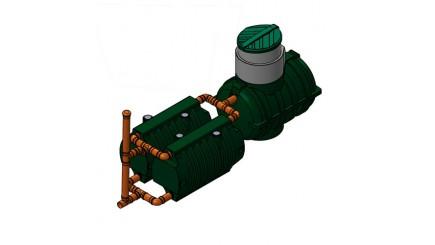 Автономные канализации «Росток»