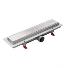 Душевые лотки MIANO длиной 400-1000 мм серии STANDART KLASSIK/FLOOR