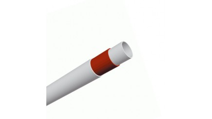Труба PPR армированная стекловолокном PN20 75 x 12.5 Valfex (Россия)