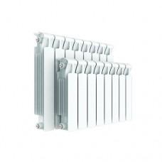 Биметаллический радиатор Rifar Monolit 350, 4 секции, боковое подключение