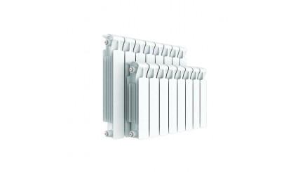 Радиатор Rifar Monolit 500, 8 секций, боковое подключение