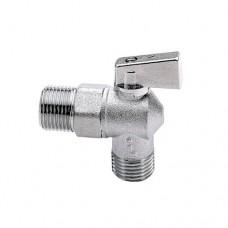 Кран шаровой ITAP 391/392 угловой для бытовой техники